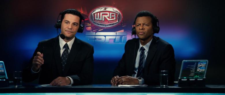 ESPN TV Channel in Real Steel (4)