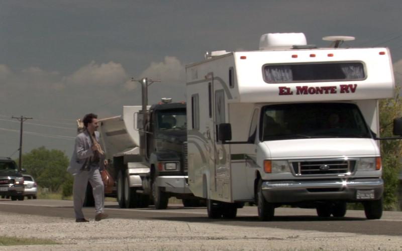 El Monte RV in Borat (2006)