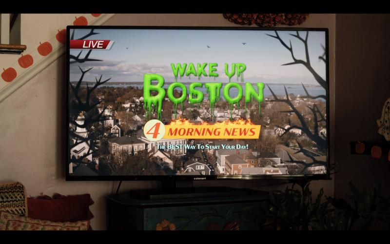 Element TV in Hubie Halloween (1)