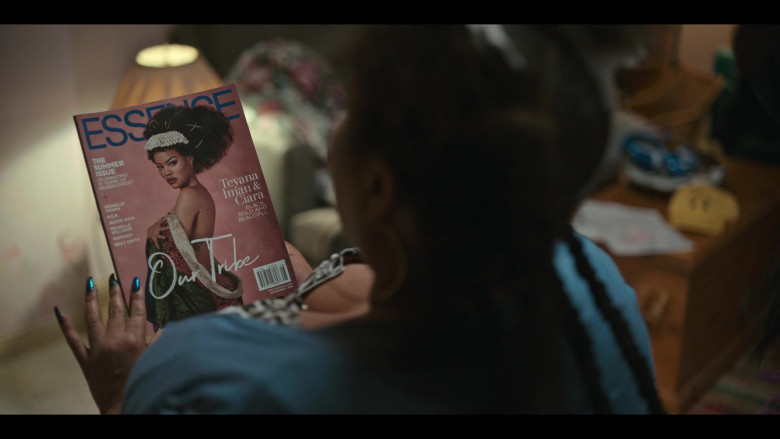 Essence Magazine in Grand Army S01E06 Superman This St (2020)