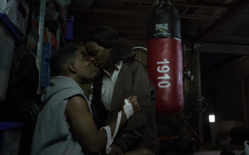 Everlast Punching Bag in We Are Who We Are Episode 5 (1)