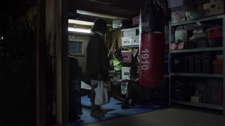 Everlast Punching Bag in We Are Who We Are Episode 5 (2)