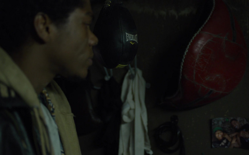 Everlast Speed Bag in We Are Who We Are Ep. 7 (2020)