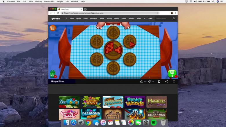 Famobi Games Website in Social Distance S01E05