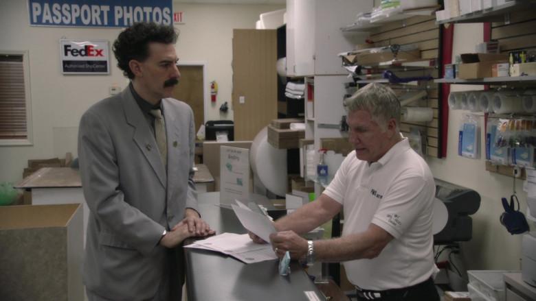 FedEx in Borat Subsequent Moviefilm (1)