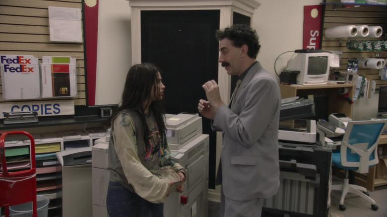 FedEx in Borat Subsequent Moviefilm (2)