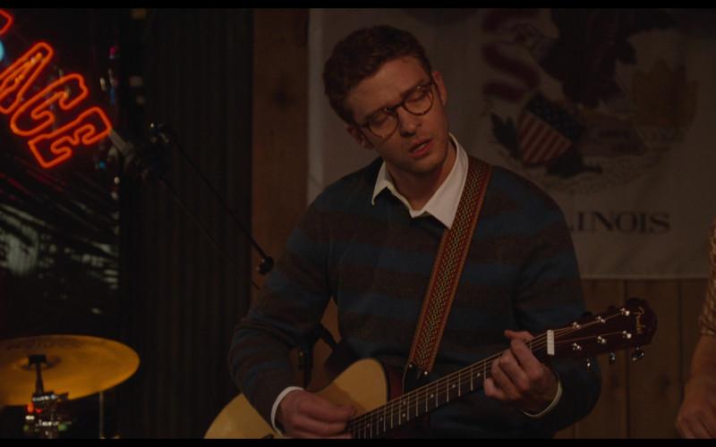 Fender Guitar of Justin Timberlake as Scott Delacorte in Bad Teacher Movie (1)