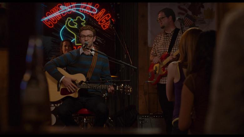 Fender Guitar of Justin Timberlake as Scott Delacorte in Bad Teacher Movie (2)