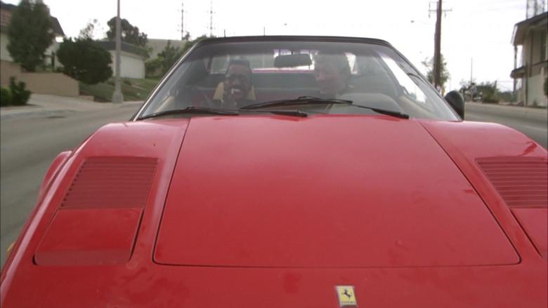 Ferrari 308 GTS Red Sports Car in The Cannonball Run (4)