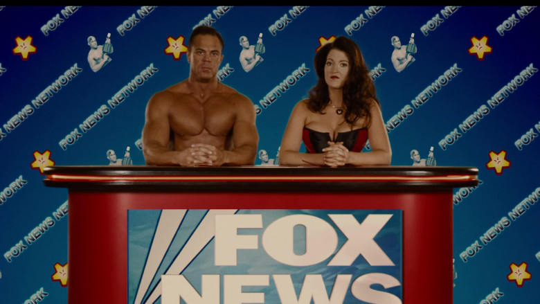 Fox News TV Channel in Idiocracy Movie (1)