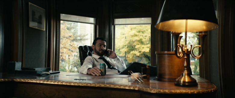 Fresca Drink Enjoyed by Goran Višnjić as Alistair Adana in The Boys S02E08 (1)