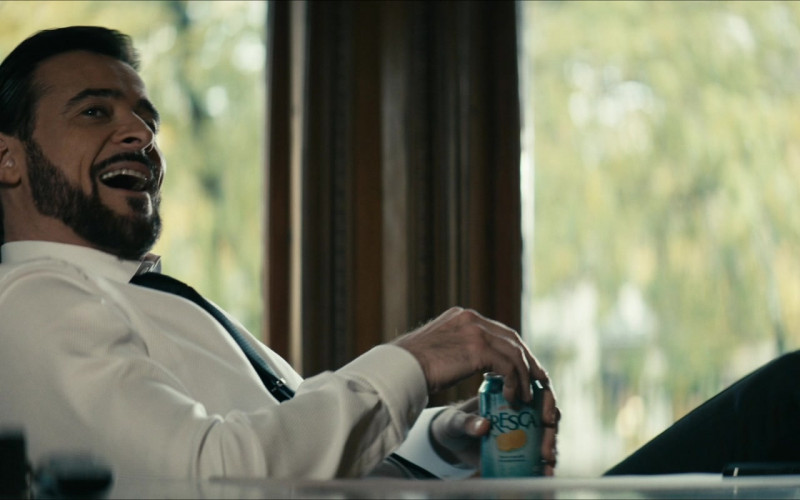 Fresca Drink Enjoyed by Goran Višnjić as Alistair Adana in The Boys S02E08 (2)