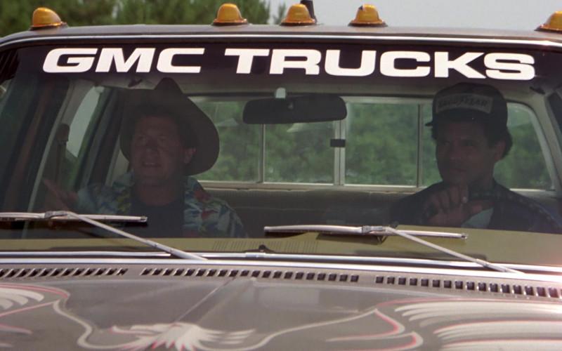 GMC Trucks in The Cannonball Run (1981)