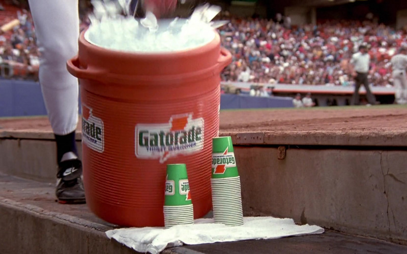 Gatorade Drinks in Angels in the Outfield (1)