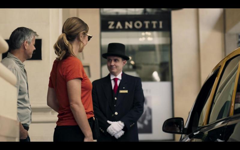 Giuseppe Zanotti Store in Riviera S03E05 (2)