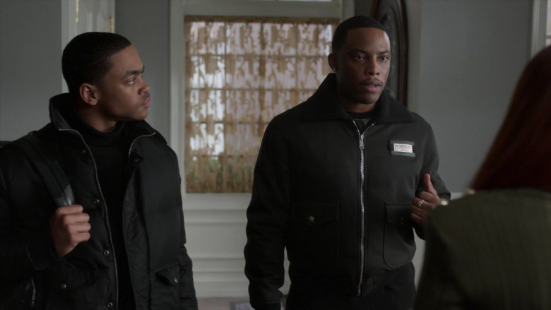 Givenchy Jacket Outfit Worn by Woody McClain as Cane Tejada in Power Book 2 Ghost S01E05 TV Show (2)