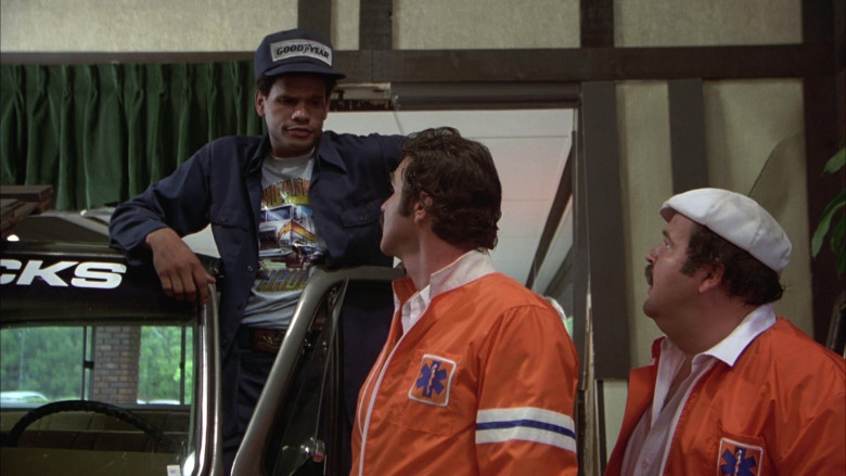 Goodyear Caps in The Cannonball Run (2)