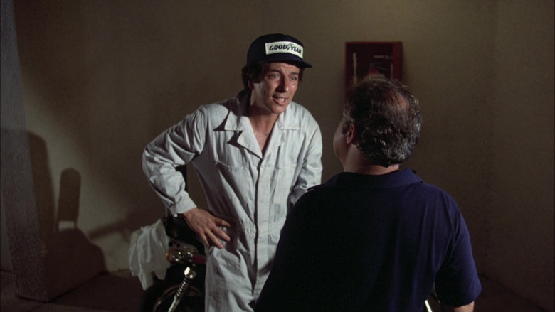 Goodyear Caps in The Cannonball Run (4)