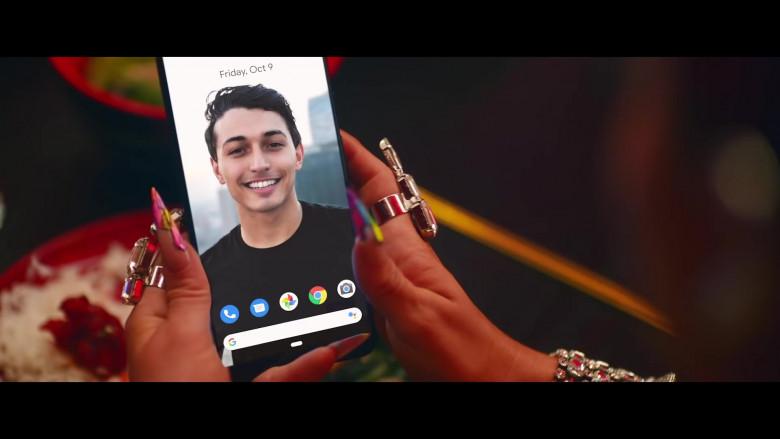 Google in Baby, I'm Jealous by Bebe Rexha feat. Doja Cat (2020)
