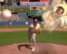 Great Western Bank in Angels Sign in the Outfield (1994)