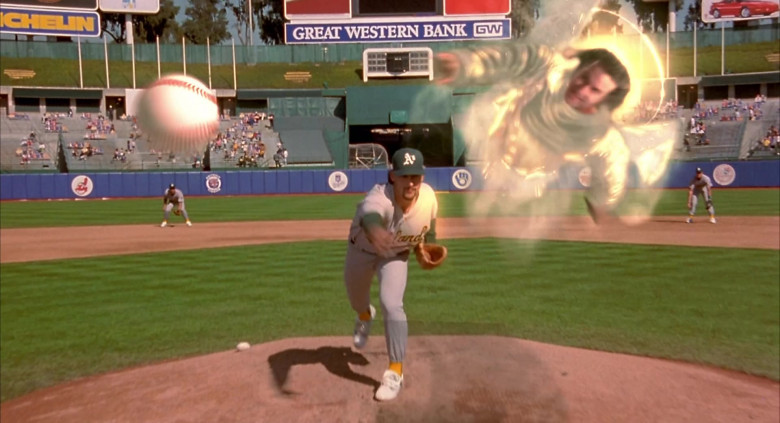 Great Western Bank in Angels in the Outfield (1994)