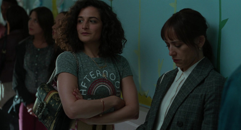 Gucci Dionysus Small Shoulder Bag of Jenny Slate as Vanessa in On the Rocks (2020)