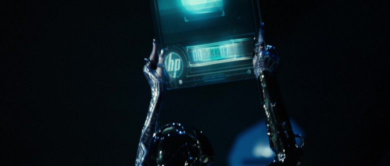 HP Device in Real Steel (2011)