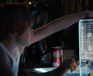 HP Future Laptop and Dr Pepper Drink in Real Steel (2011)