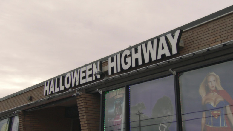 Halloween Highway Costume Store in Borat Subsequent Moviefilm (2)