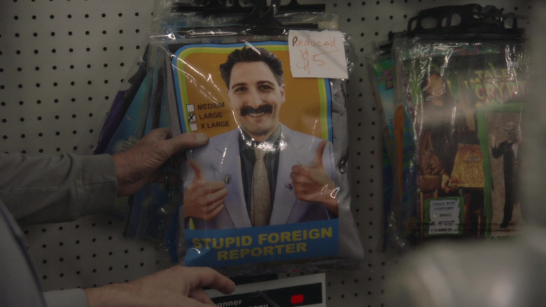 Halloween Highway Costume Store in Borat Subsequent Moviefilm (4)