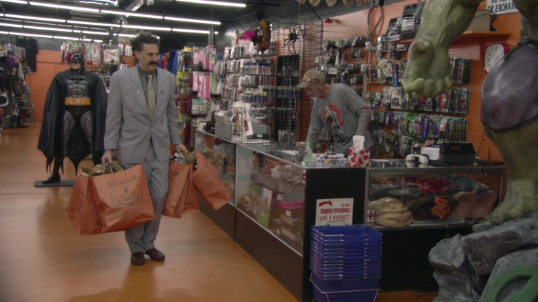 Halloween Highway Costume Store in Borat Subsequent Moviefilm (8)