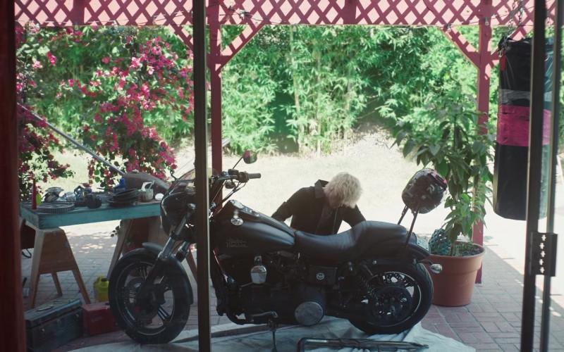 Harley-Davidson Motorcycle of Machine Gun Kelly in Forget Me Too ft. Halsey (1)