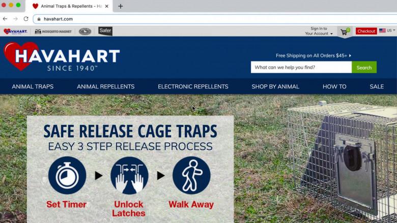 Havahart Animal Traps & Repellents Official Website in Social Distance S01E06 (1)