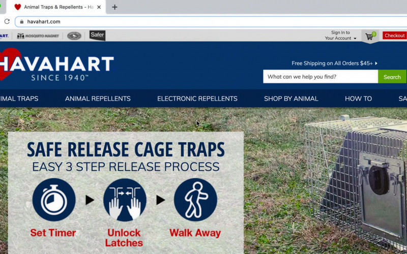 Havahart Animal Traps & Repellents Official Website in Social Distance S01E06 (1)