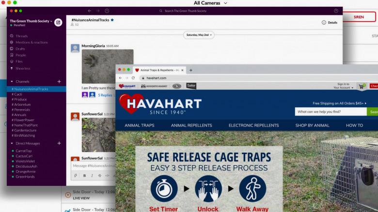 Havahart Animal Traps & Repellents Official Website in Social Distance S01E06 (2)