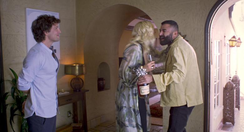 Hennessy Cognac in Friendsgiving Movie (1)