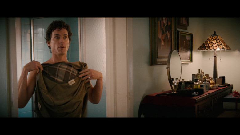 Hermes Sweater of Matt Bomer as Donald in The Boys in the Band (2020)