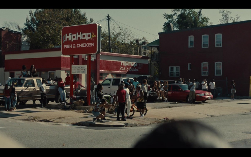 Hip Hop Fish and Chicken Restaurant in Charm City Kings (2020)