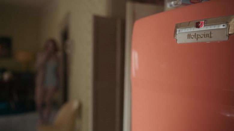 Hotpoint Refrigerator in The Queen's Gambit Episode 6