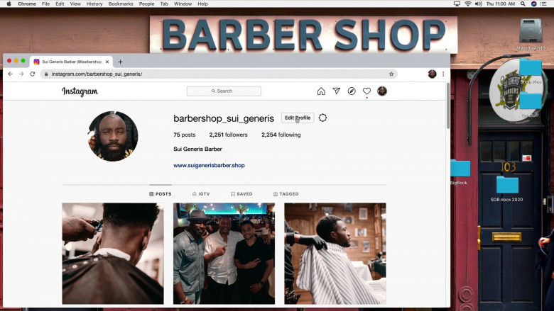Instagram Social Network in Social Distance S01E01 (2)