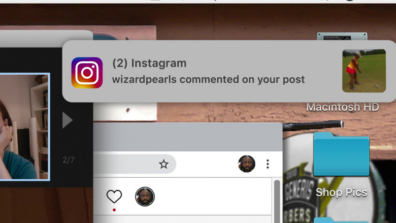 Instagram Social Network in Social Distance S01E01 (4)
