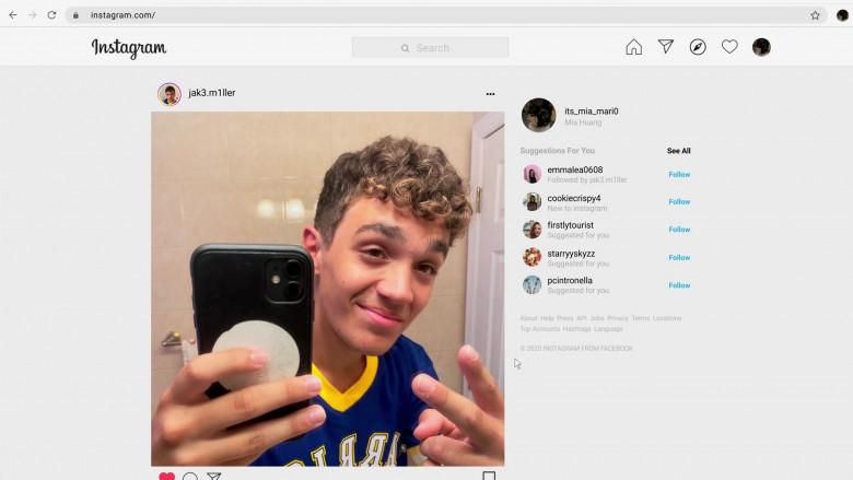 Instagram Website in Social Distance S01E07 (2)