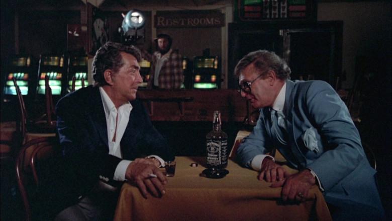 Jack Daniel's Whiskey Bottle in Cannonball Run II (1)