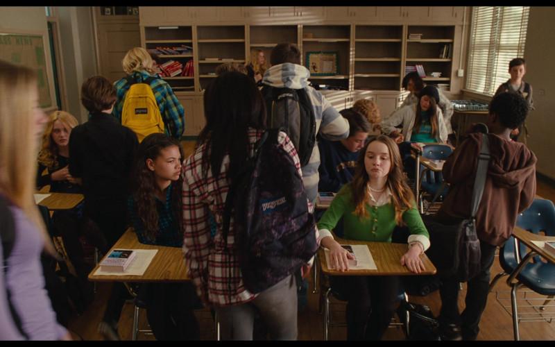 JanSport Backpack in Bad Teacher (2011)