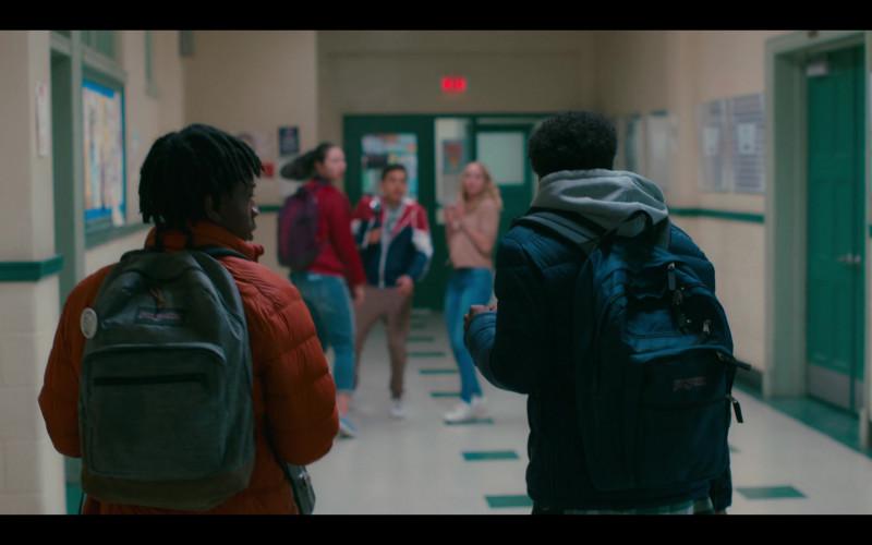 JanSport Backpacks in Grand Army S01E01 Brooklyn, 2020 (2020)