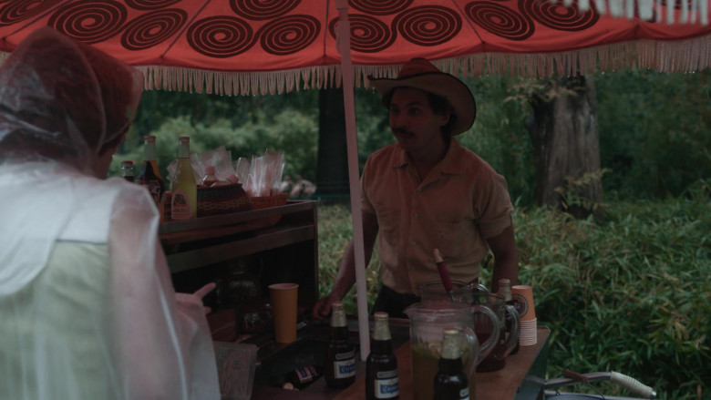 Jarritos Soda in The Queen's Gambit Episode 4 Middle Game (2020)
