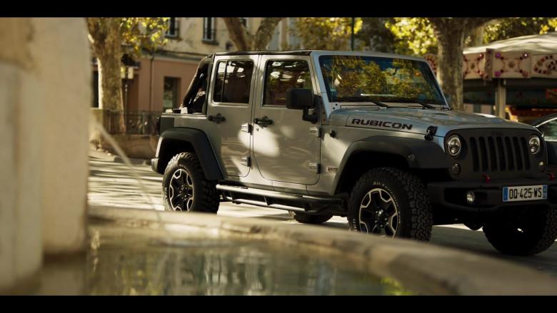 Jeep Wrangler Rubicon Car in Riviera S03E03 (1)