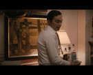 Johnnie Walker Whisky and Beefeater Gin Held by Jim Parsons ...