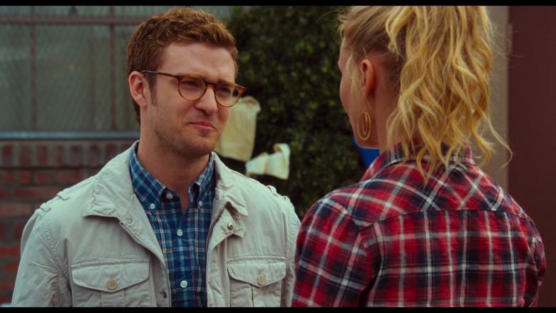 Justin Timberlake as Scott Delacorte Wears Oliver Peoples Riley Glasses in Bad Teacher Movie (1)