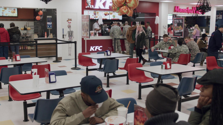 KFC Restaurant in We Are Who We Are Episode 5 (2)